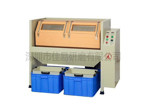 BP90/2 Dry Barrel Polishing Machine